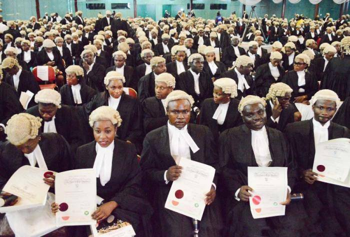 UI wins 28 out of 38 total prizes as 1,785 Law graduates get called to the bar