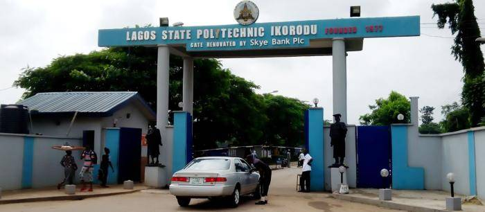 LASPOTECH HND Admission Screening Date, 2018/2019