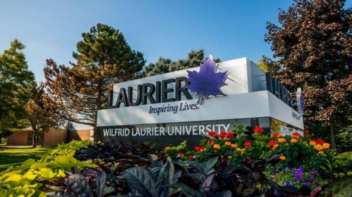 2019 Online International Student Awards At Wilfrid Laurier University - Canada