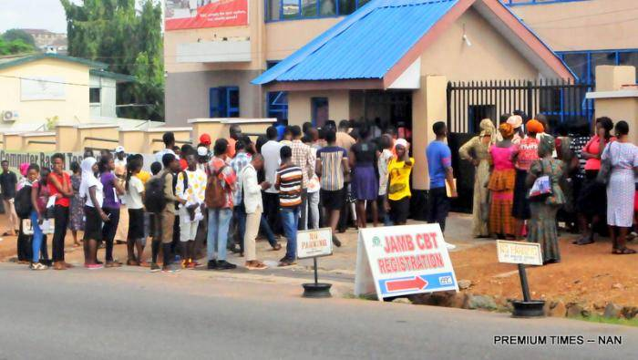 JAMB Rakes In N840 million In The Last Week of 2019 UTME Sales of Form