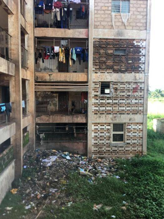 See the Deteriorating State of UNN Hostels (Graphic)