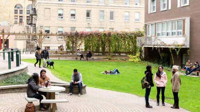 Florence C. Gray Memorial International Scholarship at Booth University - Canada, 2020