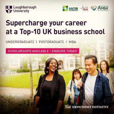 Supercharge your Career at Top-10 UK Business School.