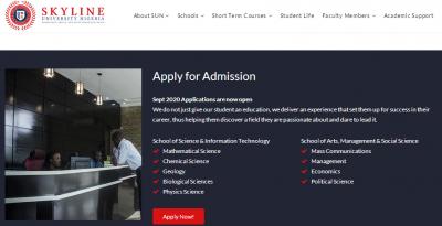 Skyline University Post-UTME 2020: Eligibility and Registration Details