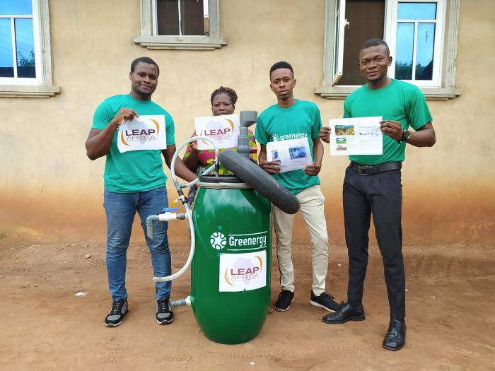UNIBEN student emerge winners of  LEAP AFRICA's 2020 YLP competition