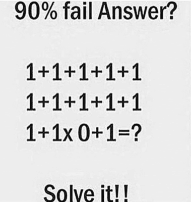 Let's Solve This!