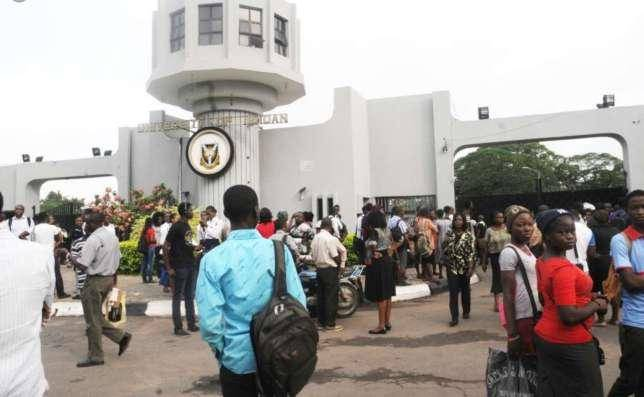 UI Admission List, 2018/2019 Out On School Portal