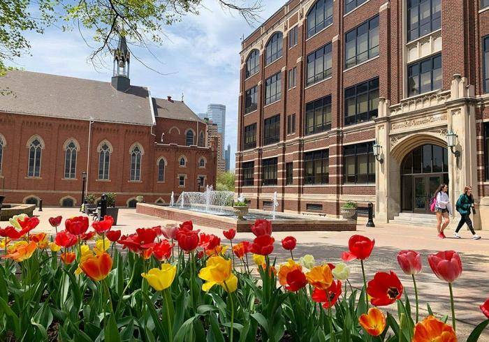 International Libermann Funding At Duquesne University, USA 2020