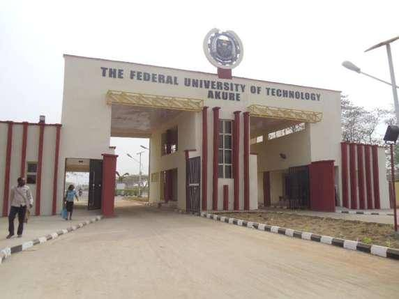 FUTA Students Protest Death of Colleague in