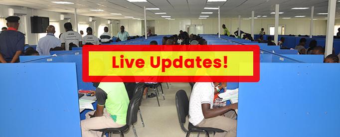 JAMB 2021 Mock Exam - Live Updates!