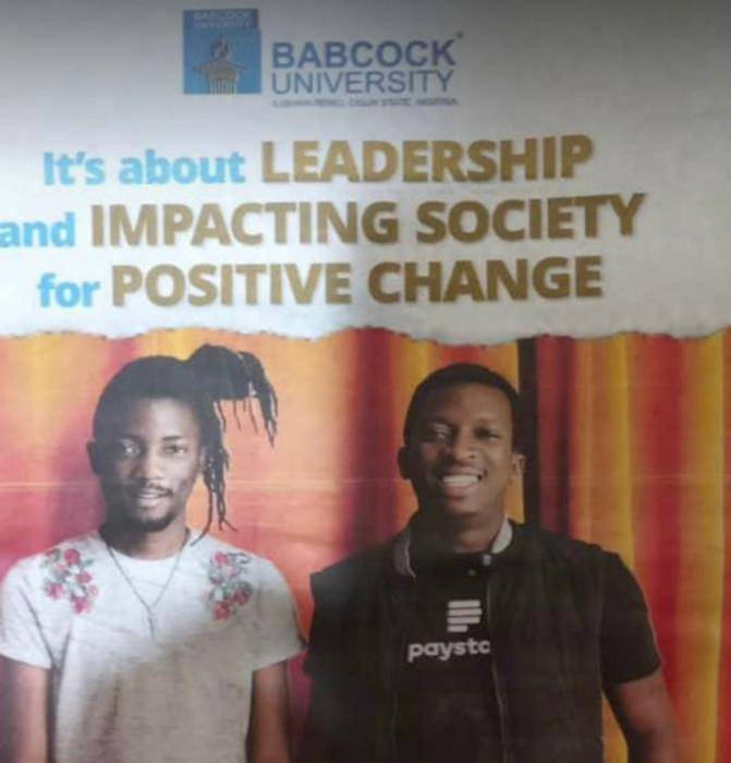 Nigerians take a swipe at Babcock university for celebrating ex-students who founded paystack
