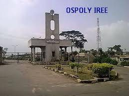 OSPOLY ND Admission List, 2018/2019 Out