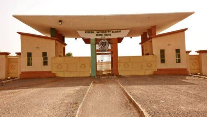 FUKashere Postgraduate Admission Form For 2019/2020 Session