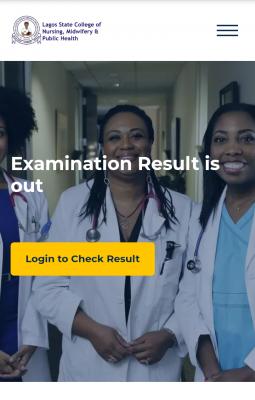 LASCON Igando entrance exam result, 2021/2022