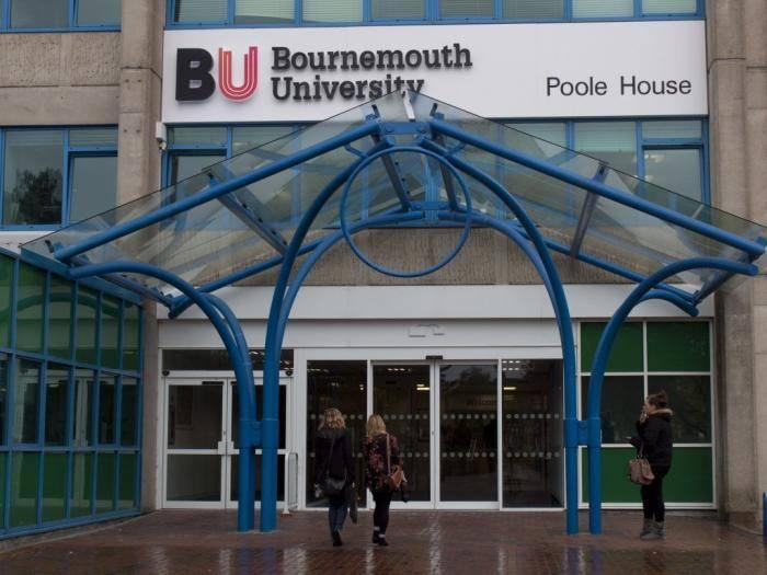 2021 Academic Excellence International Scholarship at Bournemouth University, UK