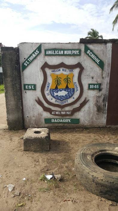 Photos of The First Primary School in Nigeria