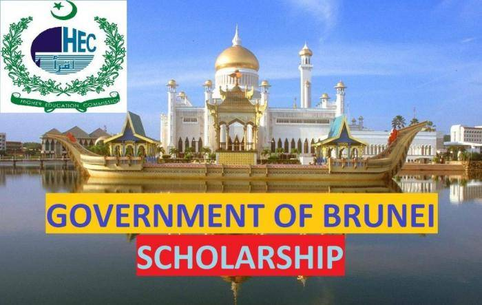Government Of Brunei Darussalam Scholarships For International Students 2019