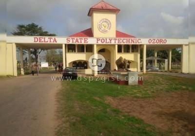 Delta State Polytechnic ND Part-time Admission For 2019/2020 Session
