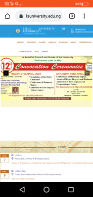 Bells University announces 12th Convocation Ceremony