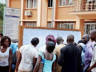 Akwa Ibom State College of Health Technology admission list, 2020/2021
