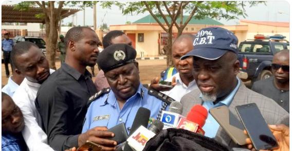 2019 UTME - JAMB Arrests Children of Lagos CBT Centre Owner