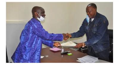 Prof. Denise Akoh Takes Over As FUNAI DVC (Academics)