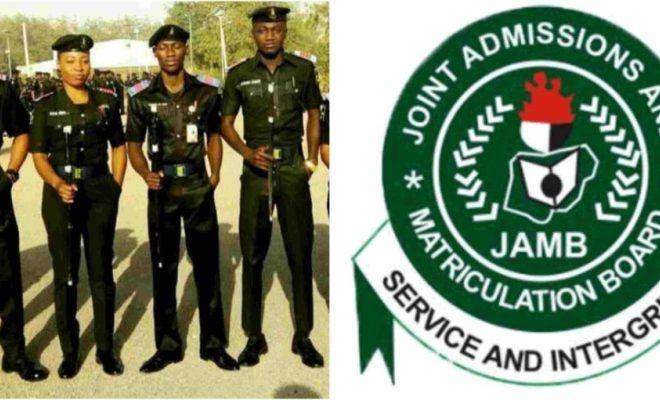 Police Recruitment JAMB Exam Holds Tomorrow