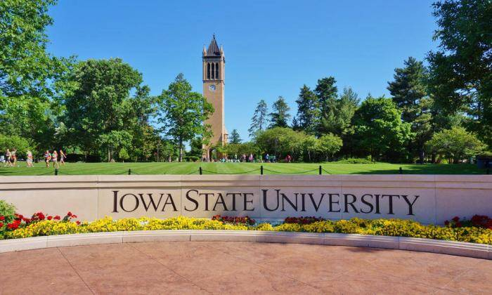 International Merit Scholarships At Iowa State University, USA 2018