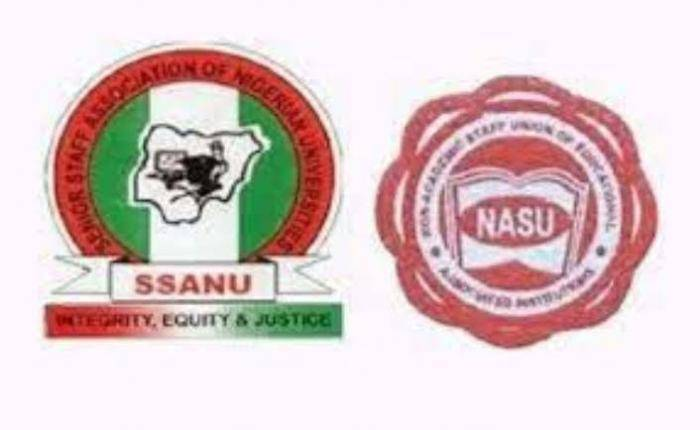 SSANU and NASU Set to Embark on a Two Weeks Warning Strike