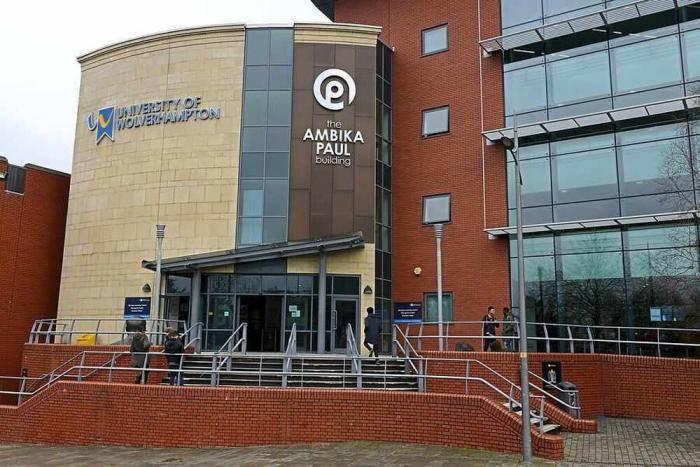 2020 Lord Paul Merit-Based Funding At University of Wolverhampton, UK