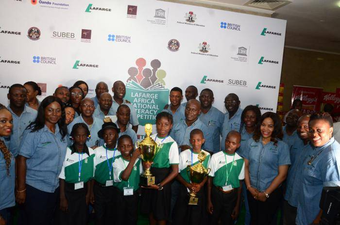 Lafarge Africa PLC National Essay Competition 2021 for Young Nigerians