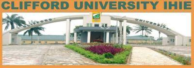 Clifford University announces resumption date for completion of 1st semester 2019/2020