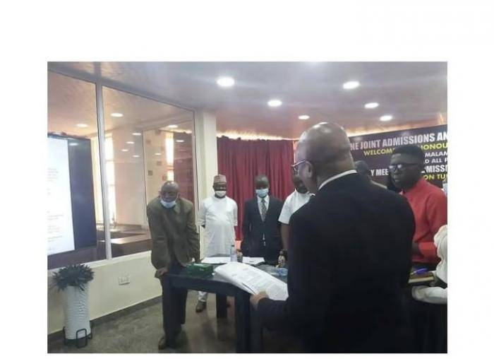 JAMB arrests candidate who sued the board N1 billion for altering his results