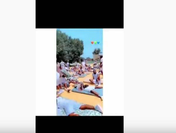 Kano corps members made to sleep under the sun for skipping parade activities (video)