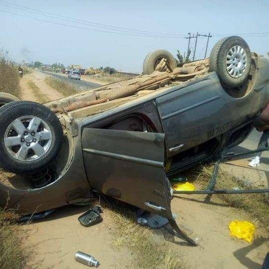 Six BIU Students Escape Death While Returning to School