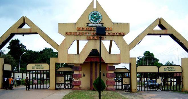 MOUAU Manual Verification and Change of Course Notice to 2018 Post-UTME Candidates