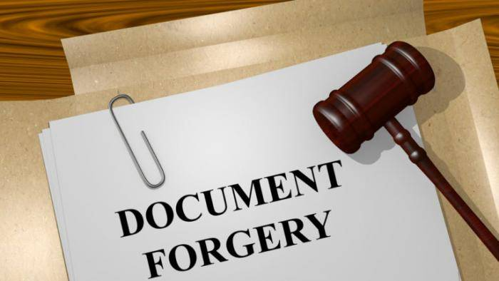 Student in Court for Forging Local Government Documents