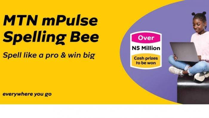 MTN Nigeria Spelling Bee Competition for Nigerian Primary & Secondary School Students 2020