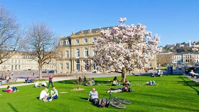 2020 Fully-Funded Scholarships At University of Stuttgart - Germany