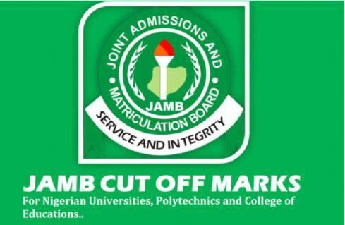 2018 JAMB Cut-Off Mark based on Policy Meeting