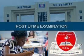 Hezekiah University Post-UTME 2019: Cut-off, Eligibility and Registration Details