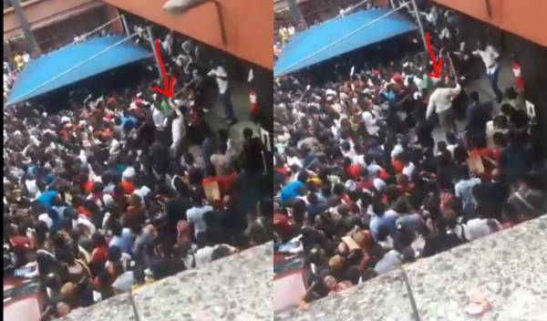 University of Calabar Post-UTME Candidates Flogged by University Staff 😲😲