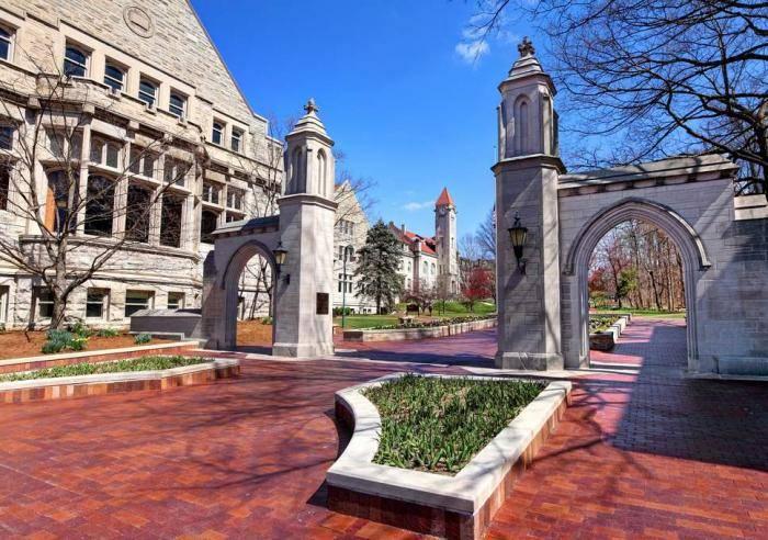 International Merit Awards At Indiana University –Purdue University Indianapolis - USA 2020