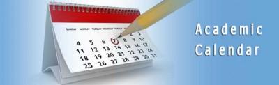 FUBK Approved Academic Calendar 2017/2018 Published