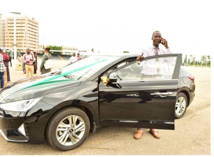 Mr. Henry Olaoluwa Asubiojo Emerges as National Best Teacher
