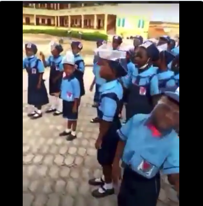 School composes a song to sensitize pupils on molestation and abuse (video)