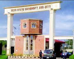 Protest in Ekiti State University as Over 900 Workers Get Sacked.