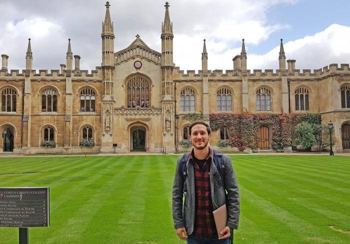 Anthony Wilkin Studentship at University of Cambridge - UK 2020
