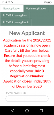 OOU extends post UTME registration deadline  for 2020/2021 session