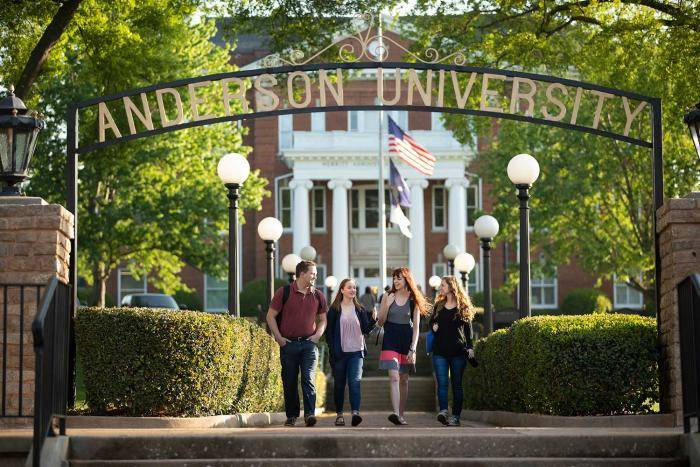 2021 International Scholarships at Anderson University - USA
